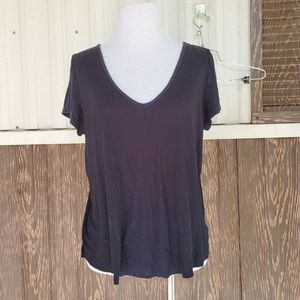 American Eagle soft & Sexy short sleeve ribbed tee